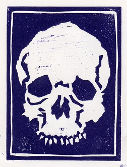 Lino Cut by Andrew Prime